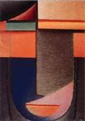 Alexej von Jawlensky : Evening 1929 : $249