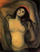 Edvard Munch : Madonna : $265