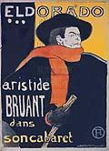 Henri Toulouse Lautrec : El Dorado  : $259