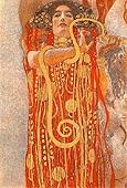 Gustav Klimt : Hygeia c1907 : $275