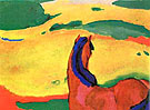 Franz Marc : Horse in the Country : $265