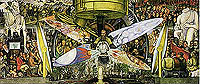 Diego Rivera : Man at the Crossroads 1934 : $389
