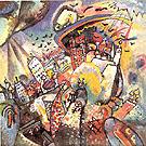 Wassily Kandinsky : Moscow 1 : $265