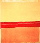 Mark Rothko : Untitled No 5 22 1950 : $265