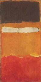 Mark Rothko : Rothko Untitled Plate 10 1955 : $259