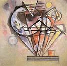 Wassily Kandinsky : Sur les pointes : $265