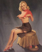 Pin Ups : They Tell Me I'm a Standout 1959 : $269