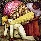 Diego Rivera : The Flower Carrier 1935 : $269