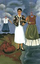Frida Kahlo : Memory 1937 : $269