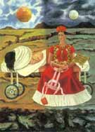 Frida Kahlo : Tree of Hope : $269