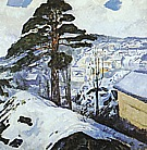 Edvard Munch : Winter Kragero  1912 : $257