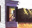 Edward Hopper : Cape Cod Morning : $269
