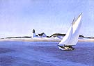 Edward Hopper : The Long Leg 1935 : $245