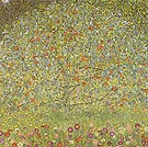 Gustav Klimt : Apple Tree : $285