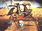 Salvador Dali : Napoleon's Nose 1945 : $279