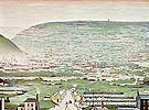 L-S-Lowry : Ebbw Vale 1960 : $269