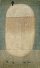 Paul Klee : Mask of Fear  1932 : $279