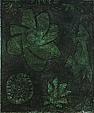 Paul Klee : Deep in the Woods  1939 : $269