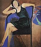 Richard Diebenkorn : Seated Woman 1967 : $259