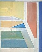 Richard Diebenkorn : Ocean Park No.27 1970 : $255
