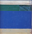 Richard Diebenkorn : Ocean Park No 92 1976 : $275