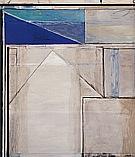 Richard Diebenkorn : Ocean Park No 94 1976 : $275