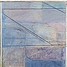 Richard Diebenkorn : Ocean Park No114 1979 : $275