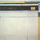 Richard Diebenkorn : Ocean Park No 121 1980 : $275