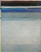 Richard Diebenkorn : Ocean Park No125 1980 : $269