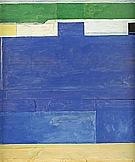 Richard Diebenkorn : Ocean Park No 128 1984 : $265