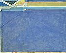 Richard Diebenkorn : Ocean Park No 129 1984 : $275