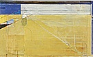Richard Diebenkorn : Ocean Park No.132  1985 : $275