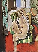 Matisse : Nude with Tambourine 1926 : $265