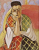 Matisse : Woman with Veil 1927 : $269