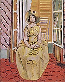 Matisse : The Yellow Dress 1931 : $265