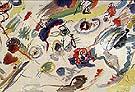 Wassily Kandinsky : Aquarelle Abstraite 1910 : $275