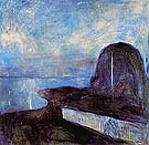 Edvard Munch : The Storm 2 : $265