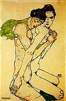 Egon Schiele : Freundschaft : $295
