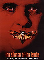 Classic-Movie-Posters : THE SILENCE OF THE LAMBS, JONATHAN DEMME, 1991 : $279