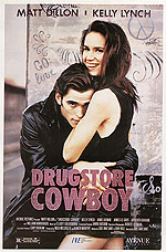 Classic-Movie-Posters : DRUGSTORE COWBOY, GUS VAN SANT, 1989 : $289