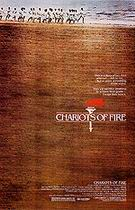 Sporting-Movie-Posters : Chariots Of Fire, 1981 : $275