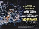 James-Bond-Movie-Posters : Moonraker, 1979 : $365