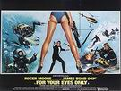 James-Bond-Movie-Posters : For your Eyes Only, 1981 : $365