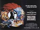 James-Bond-Movie-Posters : The Living Daylights, 1987 : $349