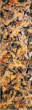 Jackson Pollock : Frieze 1953 : $325
