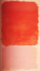 Mark Rothko : Red over Pink 1968 : $259