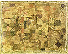 Paul Klee : Carpet of Memory 1914 : $289