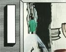 Roy Lichtenstein : Monolith 1984 : $269