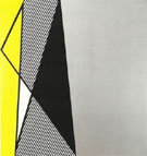 Roy Lichtenstein : Imperfect Painting : $275