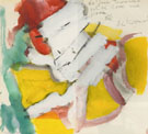 Willem De Kooning : Untitled c1970 : $279